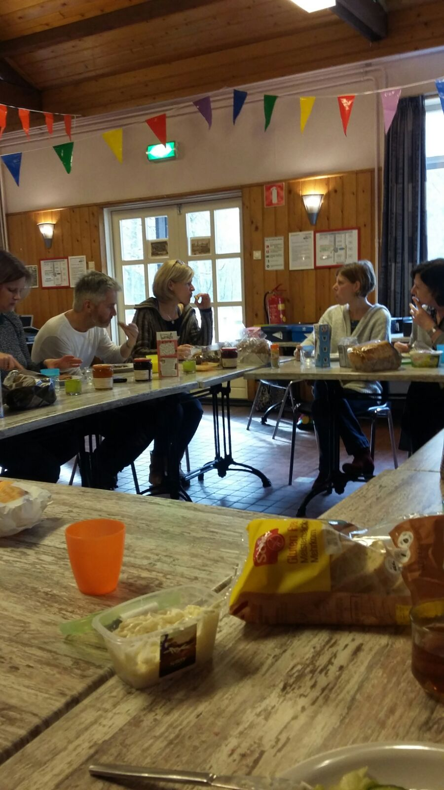 Driebergen De Boshut 2018 10 Lunch