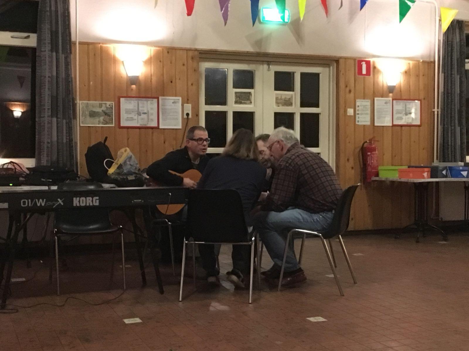 Driebergen De Boshut 2018 14 Instuderen